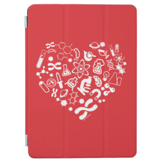 Space And Science Heart iPad Air Cover