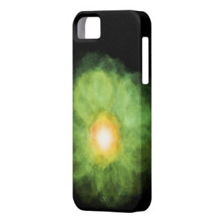 Space art design iPhone 5 cover