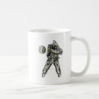 Space Baseball Coffee Mug