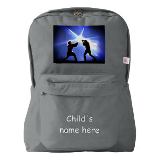 Space Battle Backpack