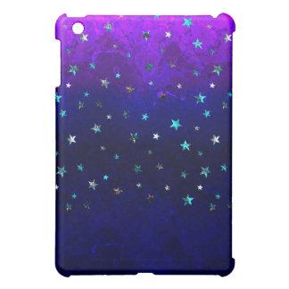 Space beautiful galaxy night starry  image iPad mini cover