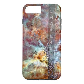 Space Bling Monogram iPhone 8 Plus/7 Plus Case