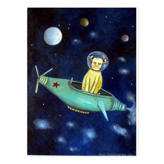 Space Bob Postcard