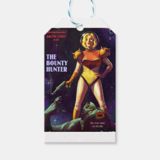 Space Bounty Hunter Gift Tags