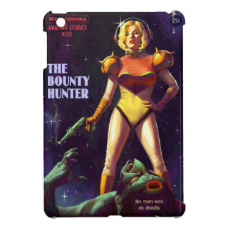 Space Bounty Hunter iPad Mini Cases