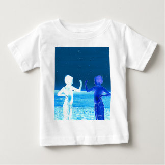 Space boys baby T-Shirt