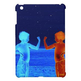 Space boys iPad mini cover