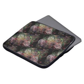 Space Bubbles Laptop/Tablet Sleeve