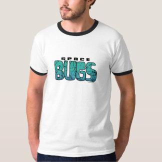 Space Bugs Logo t-shirt