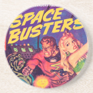 Space Busters Coaster