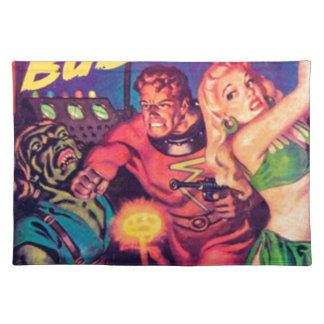 Space Busters Placemat