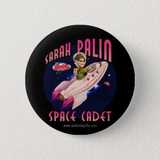 Space Cadet... 2 Inch Round Button