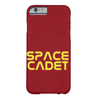 Space Cadet Barely There iPhone 6 Case