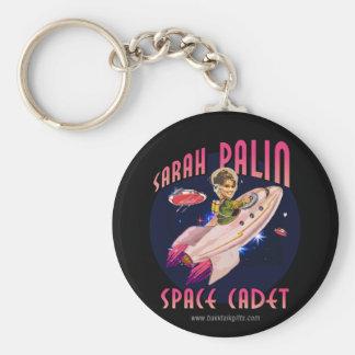 Space Cadet... Basic Round Button Keychain