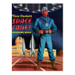 Space Cadet Colouring Book