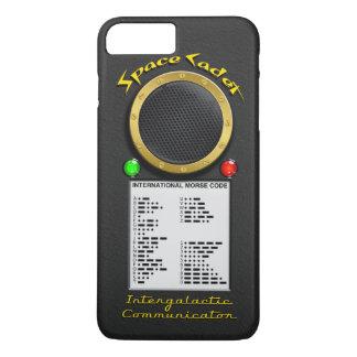 Space Cadet Intergalactic Communicator iPhone Case