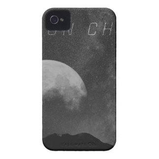 Space Cadet Moon Child iPhone 4 Case