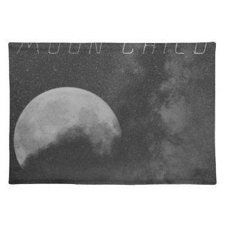 Space Cadet Moon Child Placemat