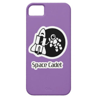 Space Cadet Motif iPhone 5 Cases