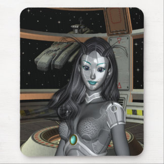 Space Cadet Mouse Pad