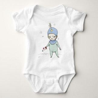 Space Cadet Timmy Baby Bodysuit