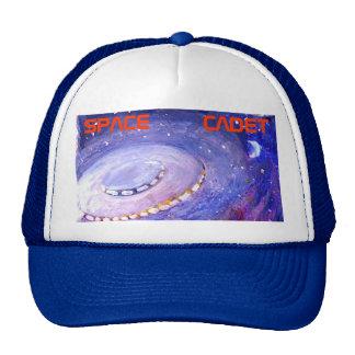 SPACE, CADET TRUCKER HAT
