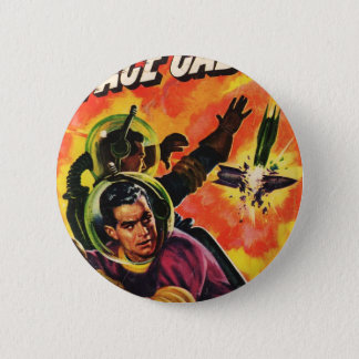 Space Cadets 2 Inch Round Button