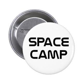 Space Camp 2 Inch Round Button
