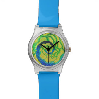 Space Candy Swirl Watch