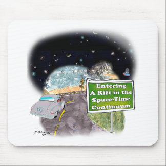 Space Cartoon 8800 Mouse Pad