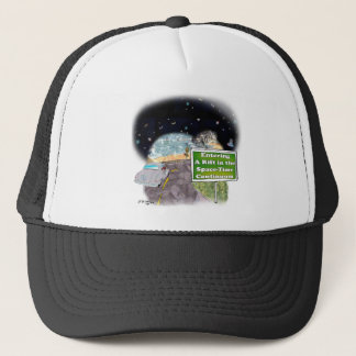Space Cartoon 8800 Trucker Hat