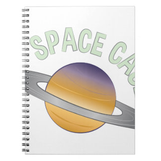 Space Case Notebook