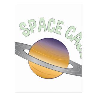 Space Case Postcard