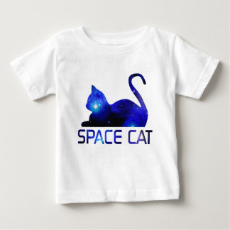 Space Cat Pet Baby T-Shirt