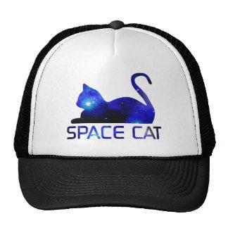 Space Cat Pet Trucker Hat