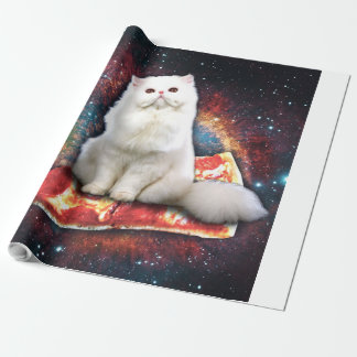 Space cat pizza