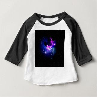 Space Cat Portrait3 Baby T-Shirt