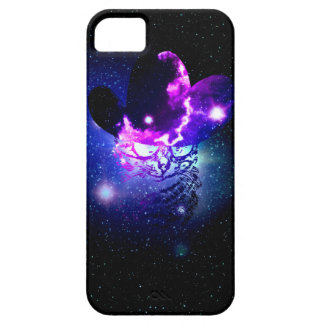Space Cat Portrait3 Case For The iPhone 5