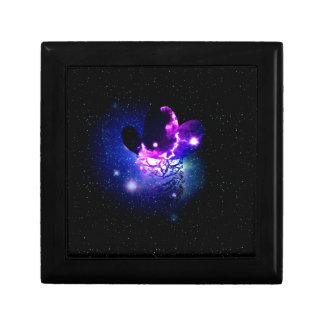 Space Cat Portrait3 Gift Box