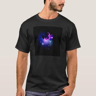 Space Cat Portrait3 T-Shirt