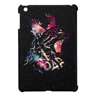 Space Cat Portrait Case For The iPad Mini