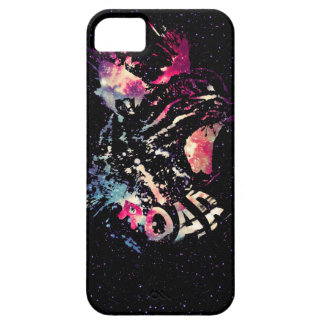 Space Cat Portrait iPhone 5 Case