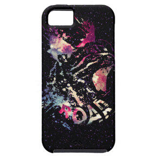 Space Cat Portrait iPhone 5 Cover
