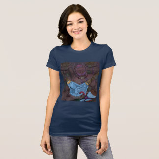 Space Cats Discover Yarn T-Shirt