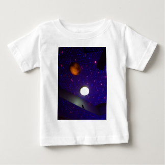 Space Ceiling Baby T-Shirt