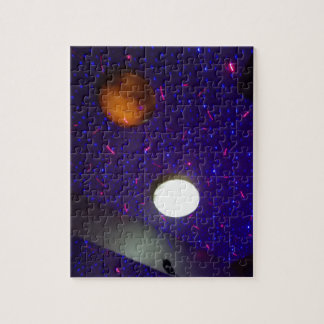 Space Ceiling Jigsaw Puzzle