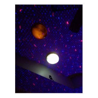 Space Ceiling Postcard