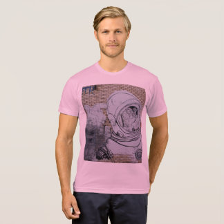 Space Chimp Graffiti T-Shirt