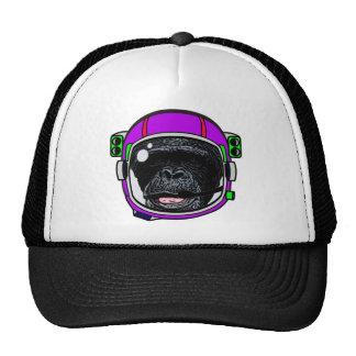 Space Chimp Trucker Hat