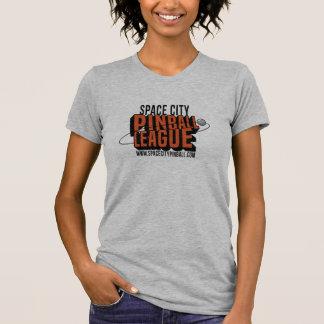 Space City Pinball League T-Shirt (Womens)